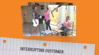 Please wait your turn. Kansiime Anne. African Comedy.mp4