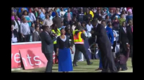 Healing Testimony From Encounter Conference - South Africa.mp4