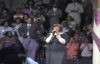 Tamela Mann-Lord's Prayer & shouting.flv