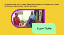 The scary tickle. Kansiime Anne. African comedy.mp4