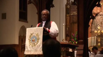 Presiding Bishop preaches at Christ Church Cathedral, Houston.mp4
