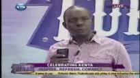Bishop JB Masinde gets appreciation on Tukuza's Celebrating Kenya.flv