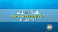Walk In His Will by Bishop Kenneth C. Ulmer.flv