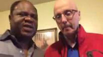 Bishop Patrick Mmuokebe and Pastor Joey Sandlin Pt2.flv