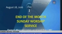 Sunday Worship Service (1) by Pastor W.F. Kumuyi..mp4