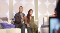 Megan Good and Husband Pastor Devon Franklin- Personal Testimony Mega Fest 2013.mp4