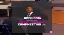 Breakthrough Campmeeting 15' Highlights _ Prophet Brian Carn