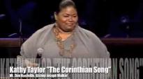 Kathy Taylor - Corinthian Song at Mt Zion Nashville.flv