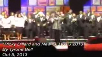Ricky Dillard and New G! HSTS 2013.flv