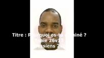 DIEU doit régner dans ta vie et ta famille pour que tu domines - Pasteur Givelor.mp4