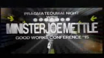 JOE METTLE @ PENSA GHANA CONF PART1