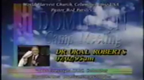 Camp Meeting 1995 _ Sunday AM Part 1 _ Dr  Oral Roberts.mp4