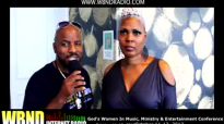 God's Women In Music Ministry & Entertainment 2013 Pastor Veryl Howard Interview.flv