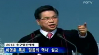 14-01-08Gain believe in life John20_19 - 31 Rev.Young hoon Lee Wednesday worship Yoido Fullgospel.flv