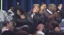 Friday Night Revival Fires Service Praise Break with Evang. Dorinda Clark-Cole!.flv