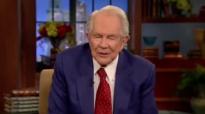 Pastor Jack Hayford Talks About His First Book On Spiritual Warfare.flv