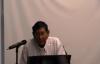 Rev.Dr.U Tin Maung Tun - 1_8 (Bible study ) Aug 29,09 -RCF Ottawa.flv