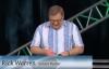Rick Warren  Six Keys to Peace in Relationships Rick Warren Sermons