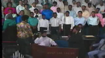 Lord, Make Me Right - Rev. Clay Evans & the AARC Mass Choir.flv