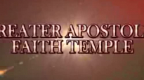 Bishop Lambert W. Gates, Sr - For I Know.flv