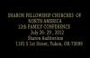 Sharon Fellowship Church Family Conference - Pr.Raju Methra _ Prepare to Meet Your God (Amos 4 _ 12)