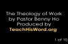 The Theology of Work 1 of 10
