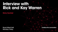 Interview with Rick and Kay Warren _ Leadership Conference 2014.mp4