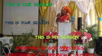 Anointing of God Ministries Pastor Rachel Aronokhale performing This is my seaso.mp4