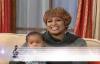 Dorinda Clark-Cole B-Day Celebration Show (The Clark Sisters) Q&A pt.3.flv