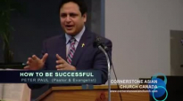 HOW TO BE SUCCESSFUL - Sermon by Pastor Peter Paul.flv