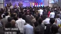 Adoration prophétique Toute louange à notre Dieu- Pasteur Yvan Castanou.mp4