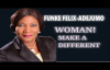 Rev Mrs Funke Felix-Adejumo. WOMAN MAKE A DIFFERENT.mp4