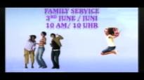 Die Bergpredigt - The Beatitudes & Family Service By Pastor John Sagoe.flv