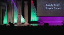 Bone Hampton at the 44th GMA Dove Awards