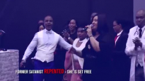 Pastor Alph Strikes A Woman With Blindness (Alleluia Ministries International).mp4