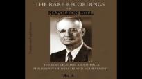 Napoleon Hill - Enforce Self-Discipline - Rare Recordings V.mp4