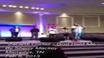 Zacardi Cortez - God Held Me Together.flv