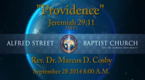 Providence Rev. Dr. Marcus D. Cosby