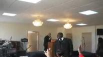 Apostle kenton Rogers @ Greater Blessed Hope, Mount Vernon NY, Pastor Carl Dunn.flv
