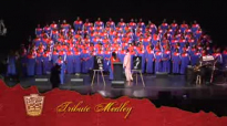 Tribute Medley - Mississippi Mass Choir, Declaration Of Dependence.flv