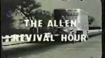 AA Allen Jesus Second Coming