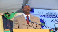Pastor Gino Jennings Truth of God Radio Broadcast 967-968 Jamaica Youth Holy Convo. Raw Footage!.flv