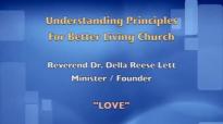 Love Rev. Dr. Della Reese Lett