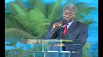 Divine Supply and  Sufficiency from the Smitten Rock by Pastor  W F Kumuyi 3