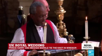 Prince Harry and Meghan Markle Royal Wedding_ Most Rev Michael Curry, presiding bishop and primate of the Ep.mp4