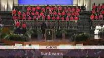 Hush! Somebody's Callin' My Name Sunbeams Choir (Gospel, Hynm).flv