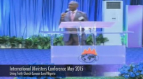 Bishop OyedepoIntl Ministers Conference Day2 Afternoon