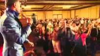 Prophet Manasseh Jordan - Miracle Anointing Falls In Los Angeles.flv