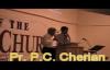 Sermon Pastor P C  Cherian Part 1 of 3