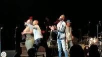 Kirk Franklin Talks to the crowd about Tasha Cobb & Nicki Minaj's new song toget.mp4